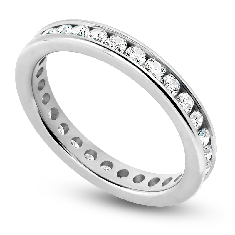 Standard view of ARCH in white metal