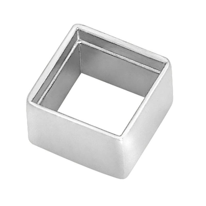 Unset Standard view of BZSQ6 in white metal