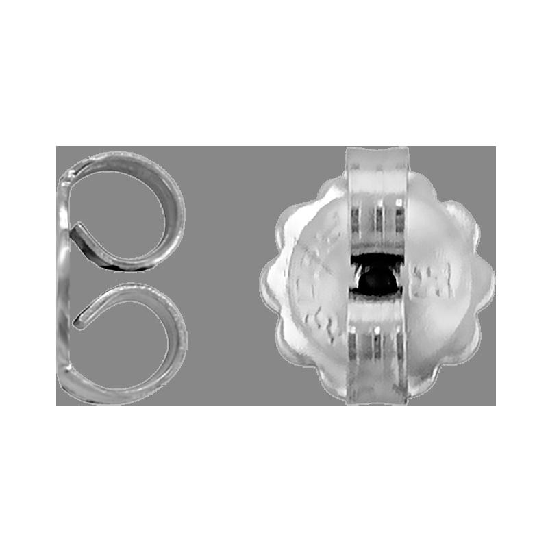 Standard view of EN17 in white metal