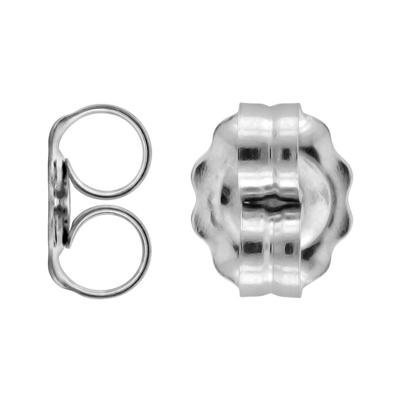 Standard view of EN1 in white metal