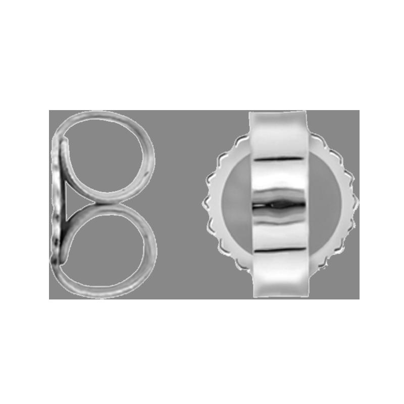 Standard view of EN2 in white metal