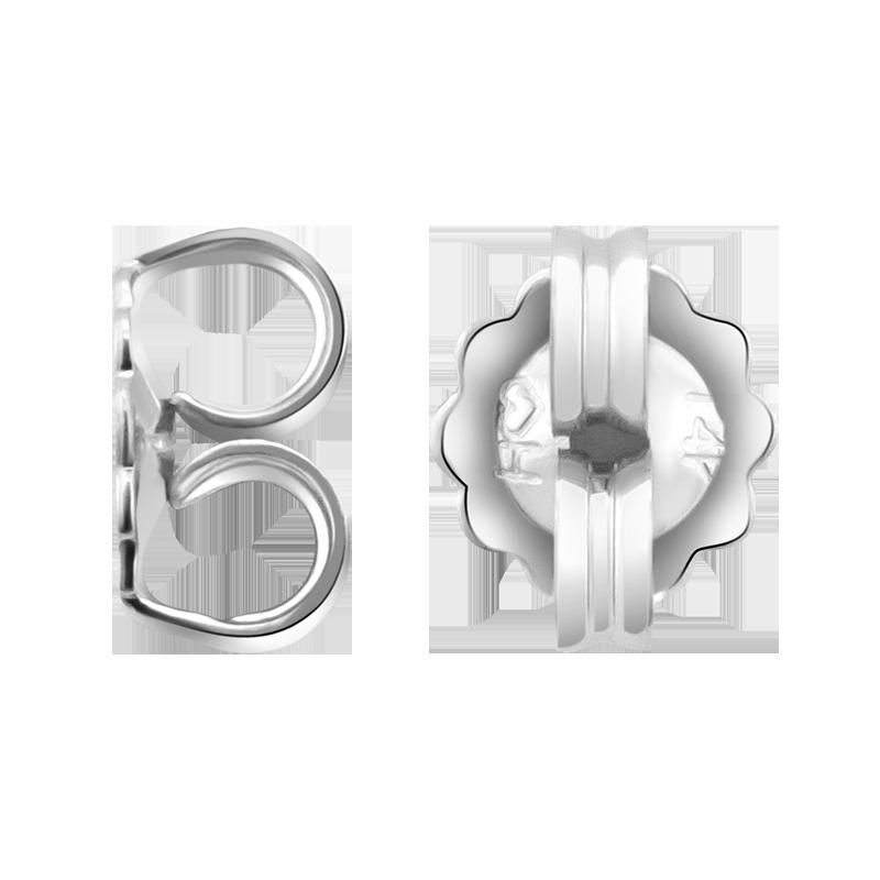 Standard view of EN6 in white metal