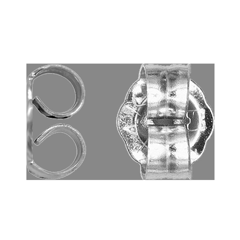 Standard view of EN9 in white metal