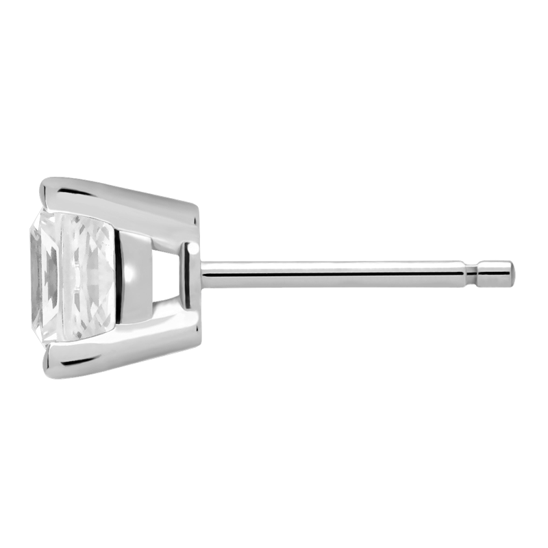 Profile view of EPR20 in white metal