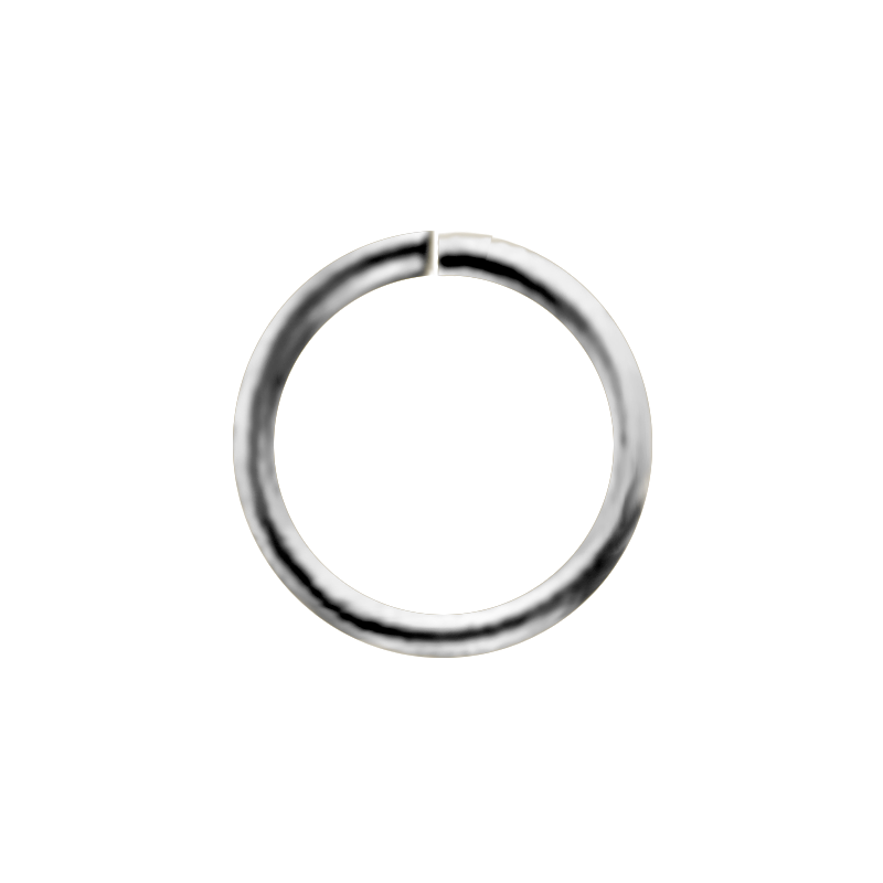 Standard view of JRLR in white metal