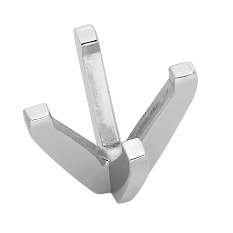 Unset Standard view of S47 in white metal
