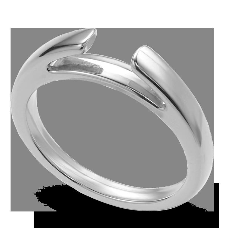 Standard view of SHPC3 in white metal