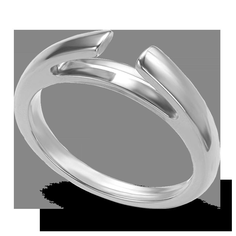 Standard view of SHPC4 in white metal
