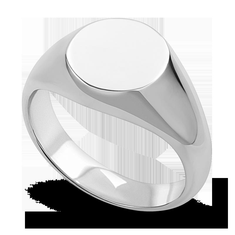 Standard view of SIGOV13 in white metal