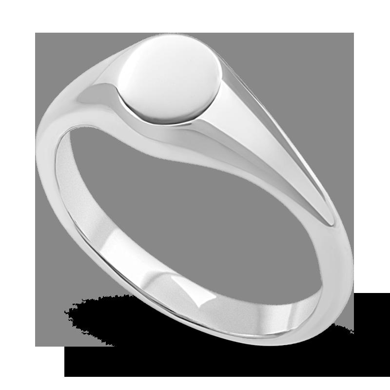 Standard view of SIGOV7 in white metal