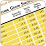 Casting Grain Specifications