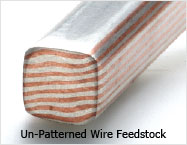 Un-Patterned Wire