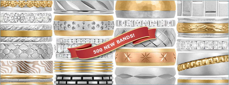500 New Bands!
